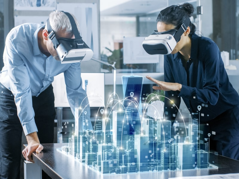 Virtual Reality… The Future is Here