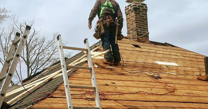 In Touch With Roofing Contractors