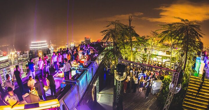 Singapore Nightlife Spots