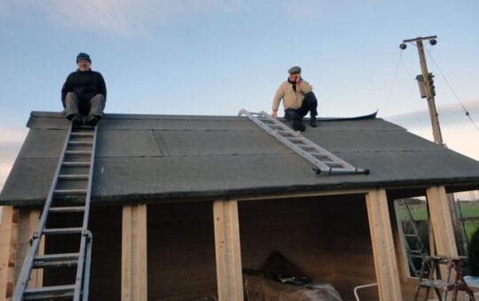Repair an Old Asphalt Roof