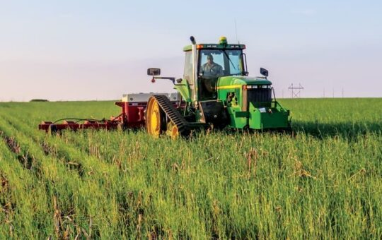 World Agriculture Become More Sustainable